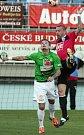 Fotbalový pohár České pošty. 5. kolo mezi SK Dynamo České Budějovice a FK Baumit Jablonec.