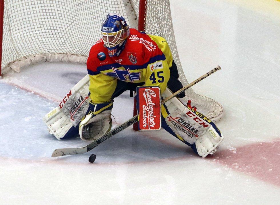 Hokej MOTOR-Litoměřice v Českých Budějovicích,