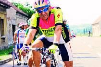 Ve věku 86 let zemřel bývalý předseda Jihočeského svazu cyklistiky Karel Matouš.