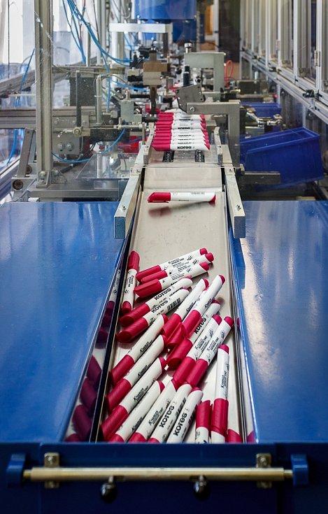 Společnost Kores je jedním z největších výrobců kancelářských, školních a kreativních potřeb v Evropě a Americe.