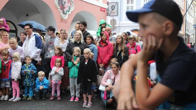 Lidé městu,město lidem v Českých Budějovicích