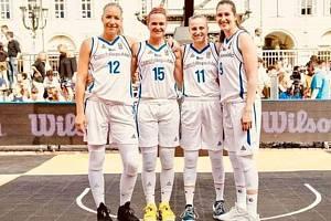 Mistrovství světa va basketbalu 3x3 s jihočeskou účastí.