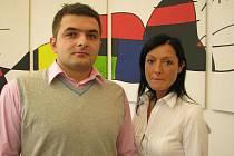 Mirza Crnovršanin a Pavla Talířová zachránili život sousedovi, na kterého zaútočil vrah.