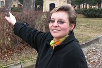 Funkci starostky vykonává ve Srubci Zuzana Vyhnálková, mimo jiné také pětinásobná maminka.