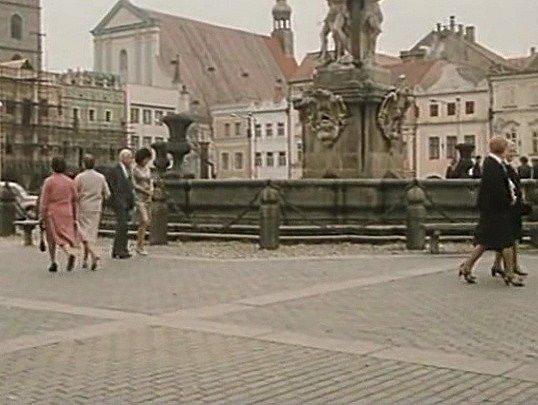 Záběr z filmu Muka obraznosti.
