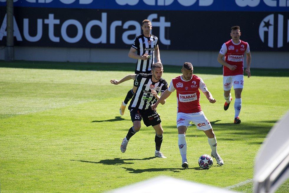 Dynamo České Budějovice - FK Pardubice 2:0