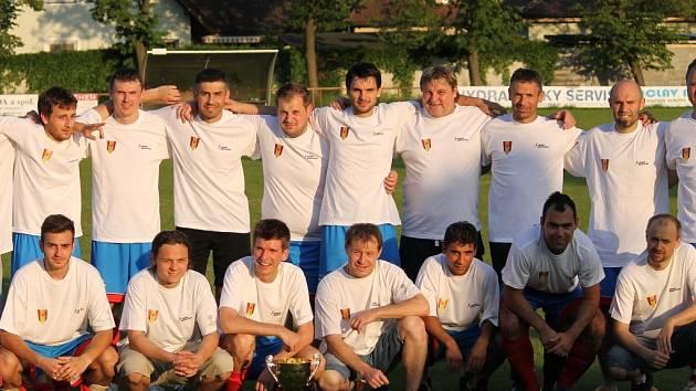 Fotbalisté Nemanic vyhráli okresní přebor a postupují do I.B třídy.