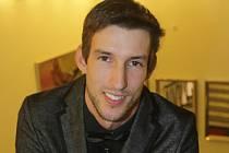 Nejlepší sportovec Jihočeského kraje Filip Habr
