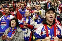 Fanoušci Mountfieldu pojedou za svým klubem i do Vídně.