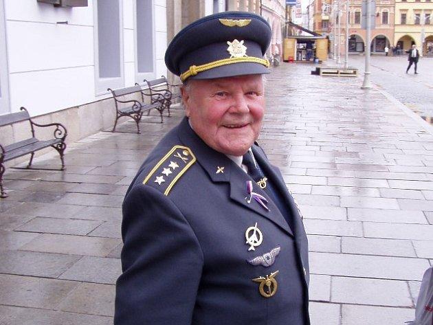 Plukovník Milan Malý byl vděčný za vše, co prožil.