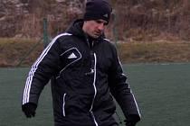 S Martinem Vozábalem di Deník povídal o zimní přípravě Dynama.