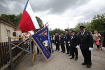Hasiči z Doubravy oslavili 110 let své existence s kolegy ze sousedních vesnic i s doubravskými rodáky.