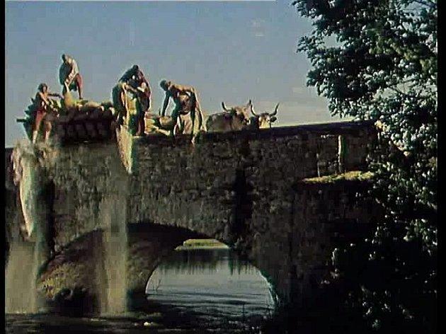 Pohádkový most ve Staré Hlíně.