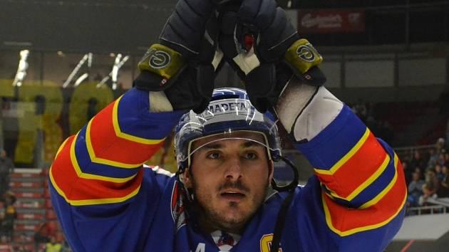 Aleš Kotalík dal v Mostě vítězný gól.