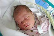 Tříletý Roman z Třeboně se těšil na narození sestřičky Emy Ledecké. Dočkal se 5. 9. 2017v 16.04 h. Holčička vážila 3,34 kg.