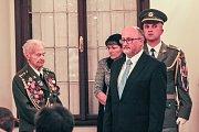 Slavnostní večer se uskutečnil v obřadní síni českobudějovické radnice.