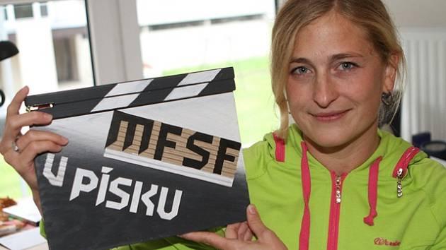 Vladana Terčová, ředitelka Mezinárodního festivalu studentských filmů.