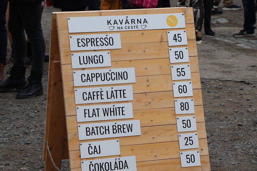 Trhy v Žižkárně v Českých Budějovicích