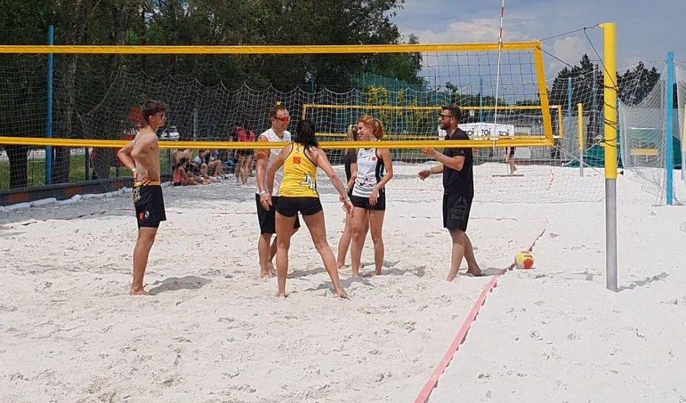 Sportovci pomohli Centru Bazalka