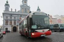 85d878a73be Chystá se nová linka MHD. Na náměstí budou jezdit elektrobusy