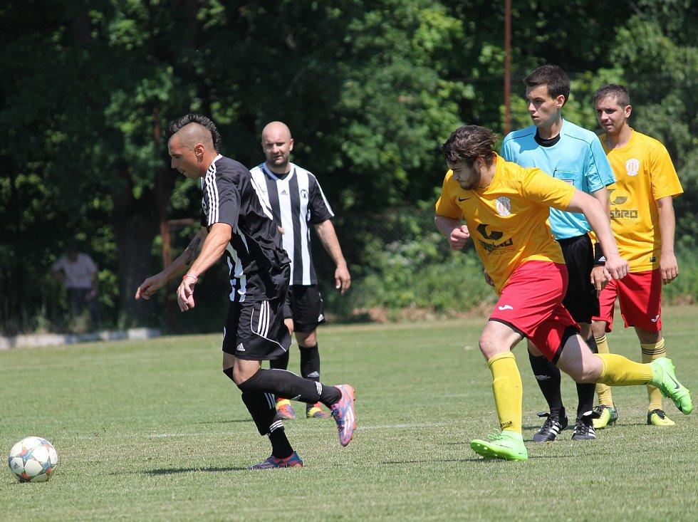 Mariner Bavorovice v sobotním zápase porazil Kamenný Újezd 6:0 (2:0) a přiblížil se postupu do I.A třídy.