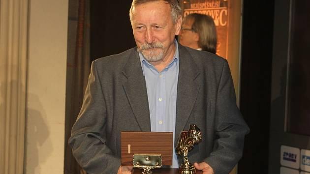Ivan Novák si Ceny Josefa Mastopusta velice váží.