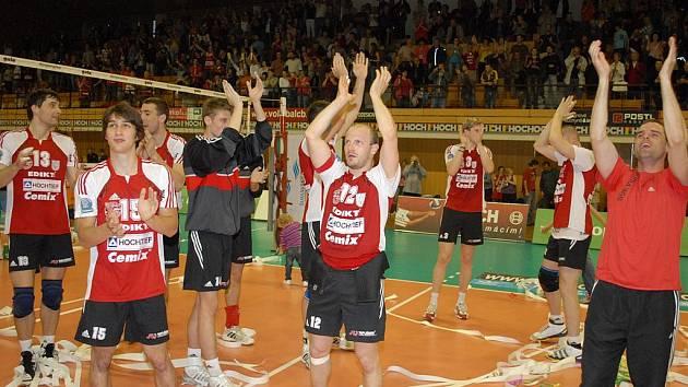 Na konci loňské sezony se radovali budějovičtí volejbalisté z bronzových medailí. Letos vedení klubu vytyčilo jasný cíl: Jihostroj by měl hrát finále a pokusit se ukořistit šestý titul.