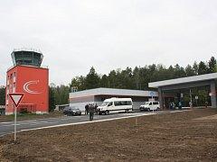 Na ostrý provoz se právě chystá bezpečnostní centrum, které nově vyrostlo v areálu Letiště České Budějovice.