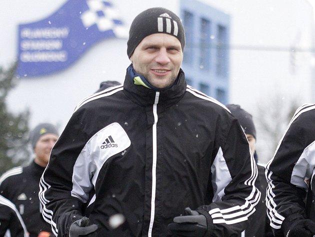 Zimní přípravu Adam Varadi zahájil v Olomouci, odtud ale přichází na hostování do Dynama.