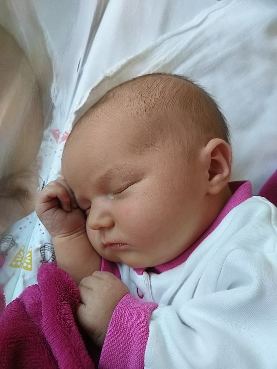 Starší sestrou je od 23. 4. 2021 12letá Kristýna. Rodičům Lucii Heřmánkové a Lukáši Hlubockému se v tento den v 10.10 h. narodila dcera Natálie Hlubocká, vážila 3,70 kg.