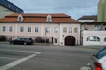 Sídlo Národního památkového ústavu v Českých Budějovicích, územního odborného pracoviště, stojí na Senovážném náměstí.