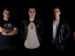 Kapela Quiet z Českých Budějovic nedávno natočila videoklip k písni Hrdina. Na snímku: František Žiška, Ondřej Konečný, Janko Levársky, Tomáš Pelcl a Jiří Jantač.