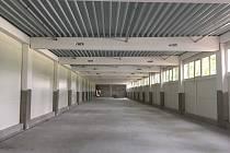 V areálu českobudějovické ZŠ O. Nedbala vzniká nový atletický koridor.