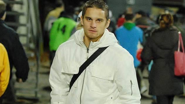 Ladislav Volešák dal v Bratislavě oba góly Dynama.