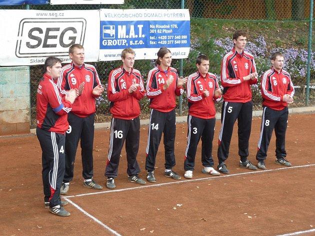 Dynamo České Budějovice bojuje ve finále I. ligy