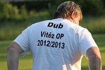 V loňské sezoně se radovali z titulu přeborníka Nemaničtí v čele s trenérem Miroslavem Dubským. Kdo vyhraje soutěž letos?
