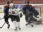 Hlubočtí hokejisté se letos probojovali až do finále krajské ligy, kde podlehli Českému Krumlovu.