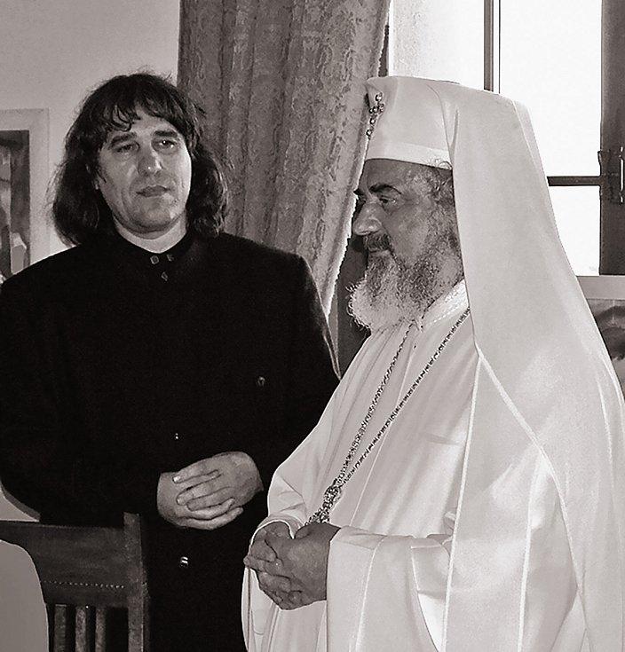 S Patriarchou Rumunska Danielem.