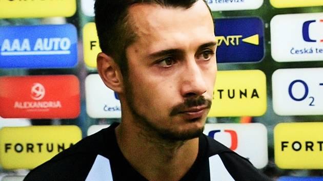 Ivan Schranz dal v Praze nádherný gól, k bodům to ale Dynamu v zápase s Bohemians nepomohlo.