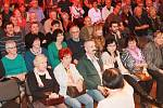 Pocta skupině Minnesengři, kteří vznikli před 45 lety, se odehrála 14. listopadu 2013 v českobudějovickém DK Metropol.