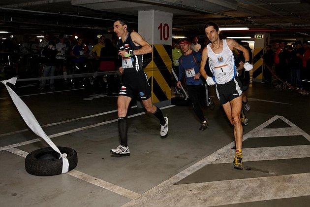 Blíží se start pátého ročníku maratonu v podzemí