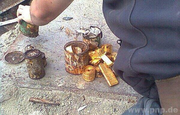 Zlatý poklad zPasova.