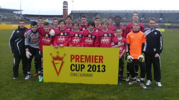 Jihočeši na Nike Premier Cupu 2013