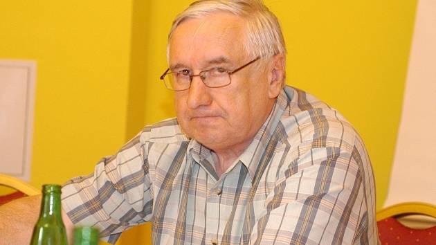 Karel Pražák.