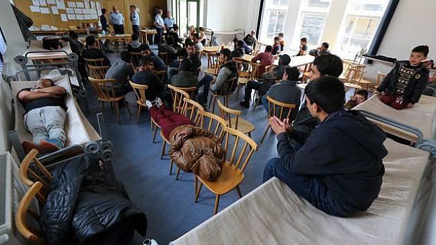 Uprchlíci míří i do Bavorska.