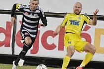 Jakub Pešek se před pátečním utkání se Sokolovem upsal v Dynamu na tři roky.