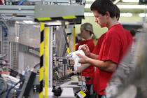 Výrobní prostory firmy Robert Bosch v českobudějovické čtvrti Kněžské Dvory už kapacitně nedostačují, a tak firma část výroby přesouvá do pronajatých prostor.