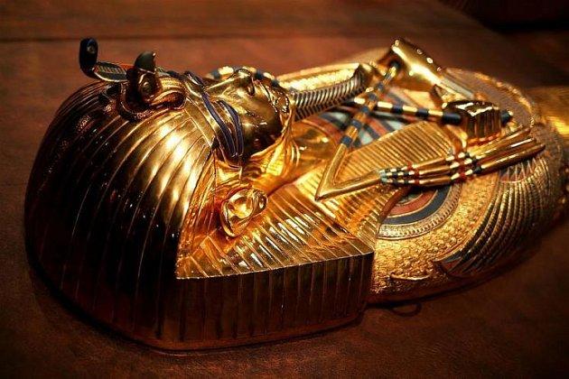 Na skok do starého Egypta.