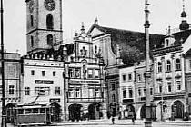 Dobová pohlednice z roku 1934.