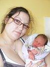 Ema Velková bude vyrůstat v Neznašově. Narodila se v písecké porodnici 5. února 2016 v 9 hodin a 27 minut. Holčička s mírami 49 cm a 3,20 kg je prvním miminkem maminky Hany a tatínka Martina.